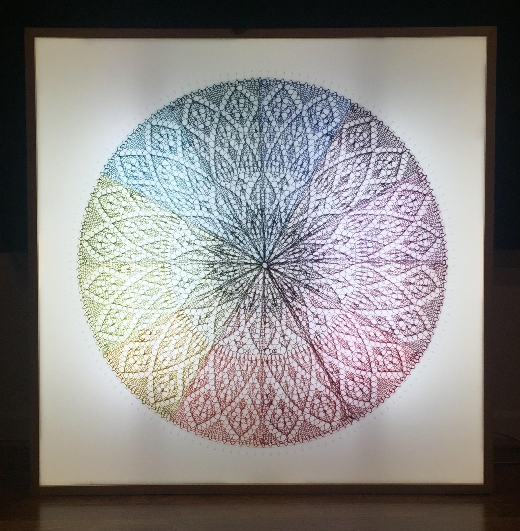 Color Wheel by Narangkar Glover